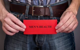 Natural progesterone for prostate