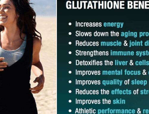 Magnesium Chloride to increase Glutathione