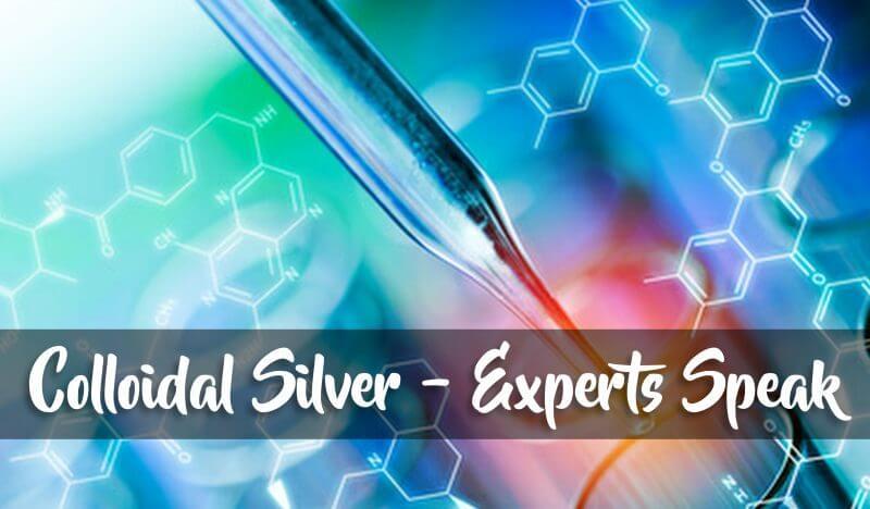 Silver Colloids