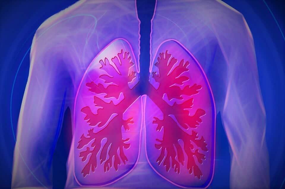 Terapia intravenosa con peróxido de hidrógenopara enfermedades respiratorias