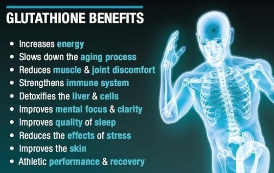 glutathione-benefits